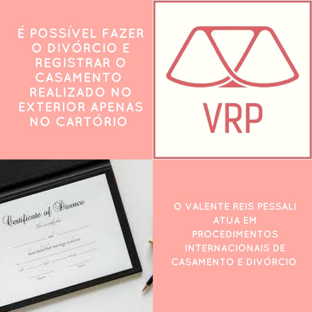 O div rcio no brasil de casamento realizado no exterior - Casamento no brasil vale no exterior ...